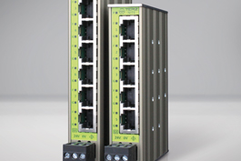 Full Gigabit Ethernet Switches