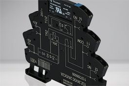 Weidmüller solid state coupling relays