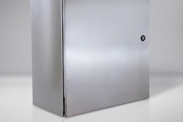 Wiegmann stainless steel control cabinets