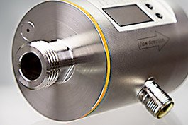 ifm Volumetric flow meters