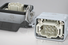 ILME rectangular connectors