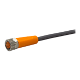 Sensor cables M8, 4-pole, PUR cable