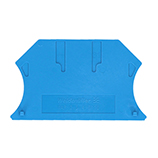 W Series blue end plates single level 2.5-10mm