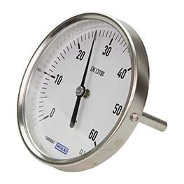 Bimetaal thermometers