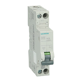 Arc fault detection circuit breakers