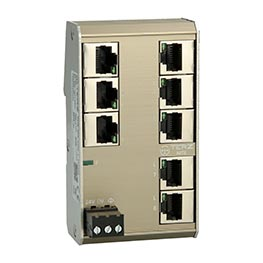 Fast Ethernet Switches non gestiti