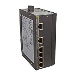Switches no administrados Fast Ethernet PoE/PoE+