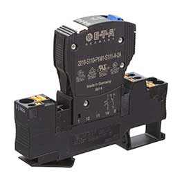 Thermal-magnetic circuit breakers