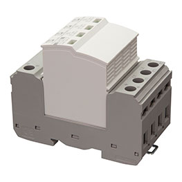 Surge protection for power supply units