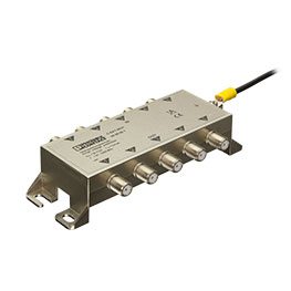 Surge protection for transceiver systems