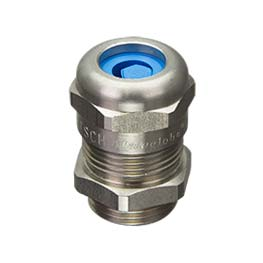 Stainless steel cable glands, metrical