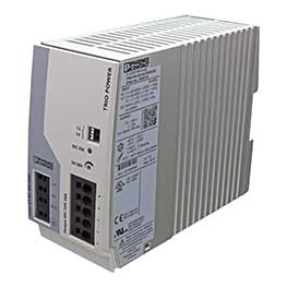Din-rail mounted power supplies, 24 V DC