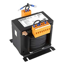 Control and isolating transformers
