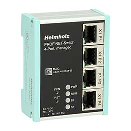 Managed PROFINET-Switches