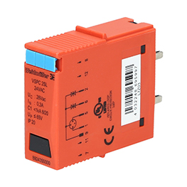 Surge protection for MCR technology