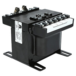 Control and isolation transformers