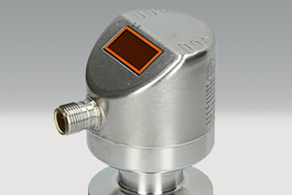 Compact thermometers
