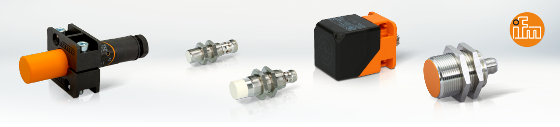Inductive sensors from ifm