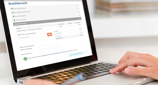 OnePage Checkout bei Automation24