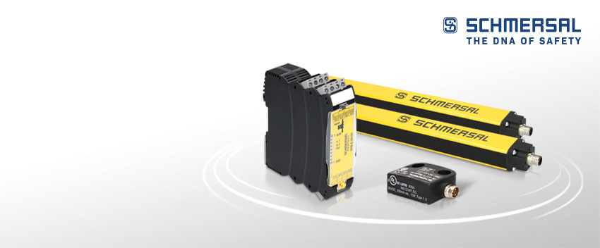 NEW: Schmersal safety solutions!